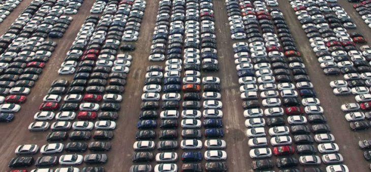 Автомобільний ринок України знову зростає