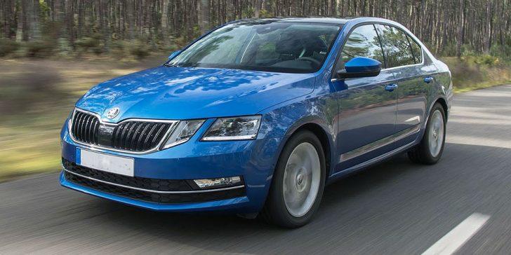 SKODA Octavia найпопулярніший автомобіль в Києві