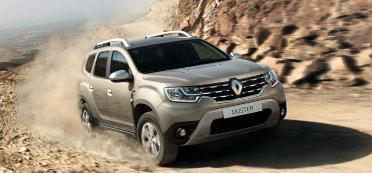 Нове покоління кросовера Renault Duster