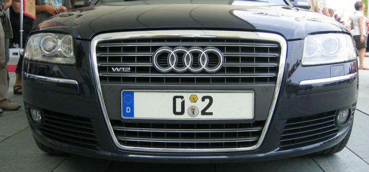 З початку року в Україні викрали 321 автомобіль з іноземними номерами