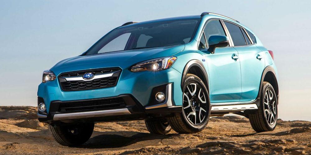 Subaru Crosstrek (XV)